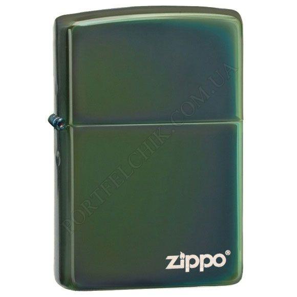 Запальничка Zippo 28129 ZL Chameleon Logo
