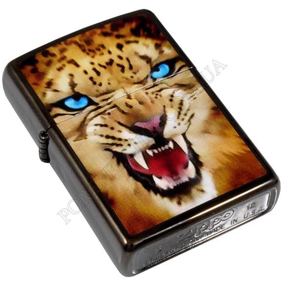Зажигалка Zippo 28276 BS Leopard Ebony