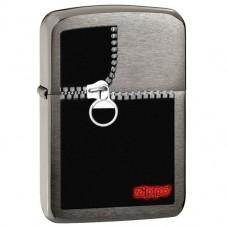Запальничка Zippo 28326 Zipped Black Ice