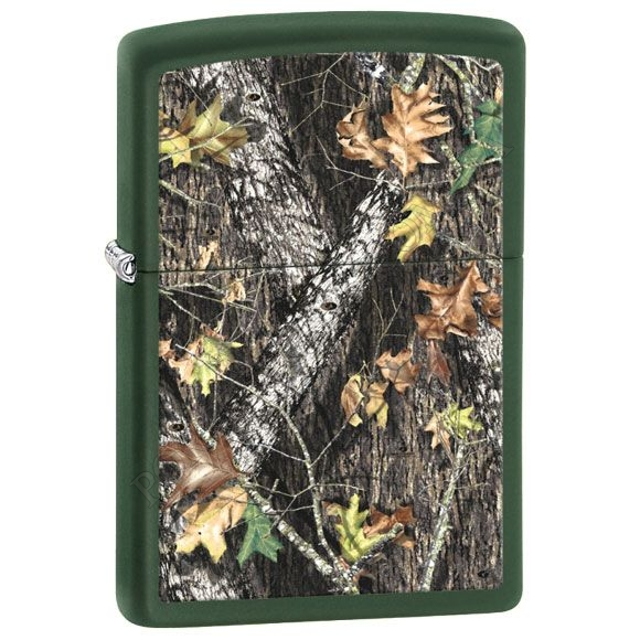 Запальничка Zippo 28332 Mossy Oak Break Up Green Matte