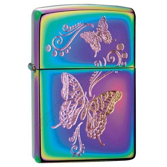 Запальничка Zippo 28442 Butterflies Spectrum