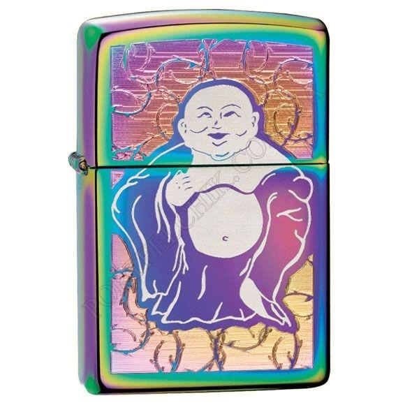 Зажигалка Zippo 28480 Buddha Belly Spectrum