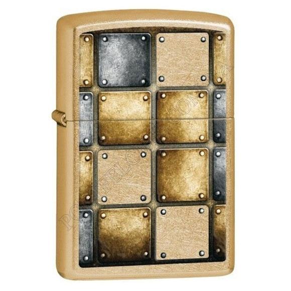 Зажигалка Zippo 28539 Metal Design