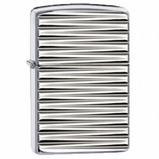 Запальничка Zippo 28639 Armor Engine Turn Horizontal High Polish Chrome