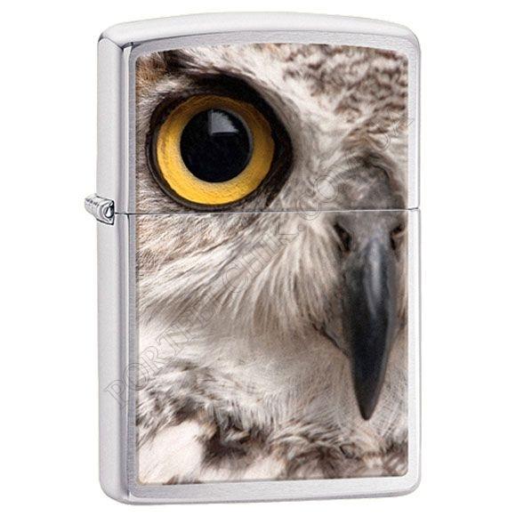 Зажигалка Zippo 28650 Owl Face