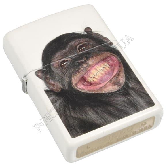 Запальничка Zippo 28661 Monkey Grin