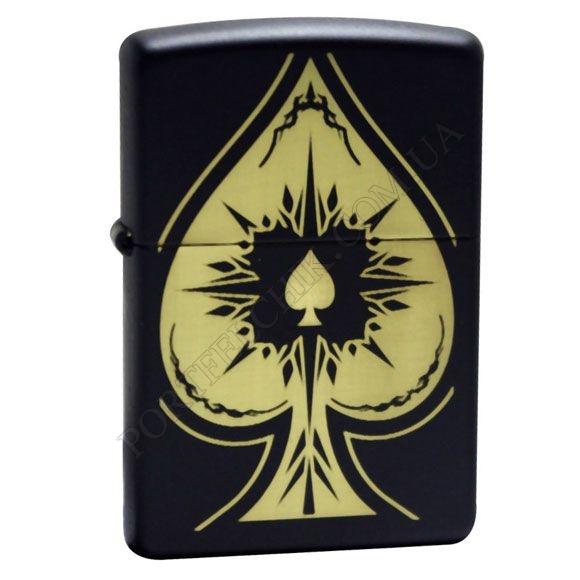 Зажигалка Zippo 28662 Ace of Spades