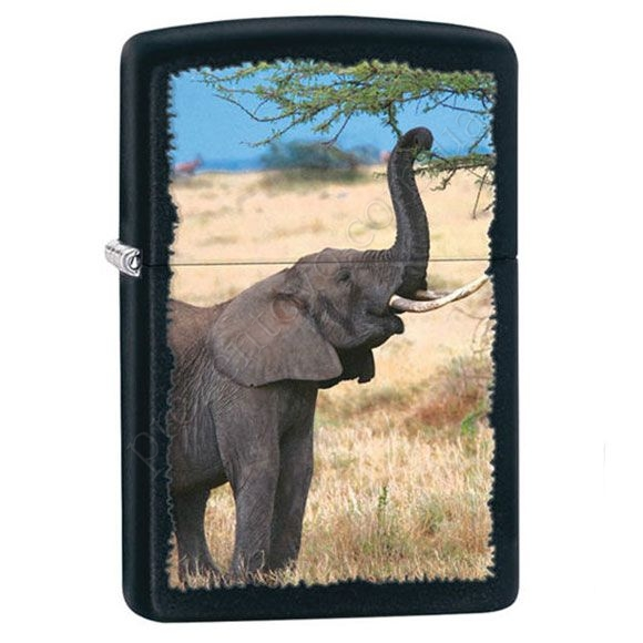 Запальничка Zippo 28666 Elephant