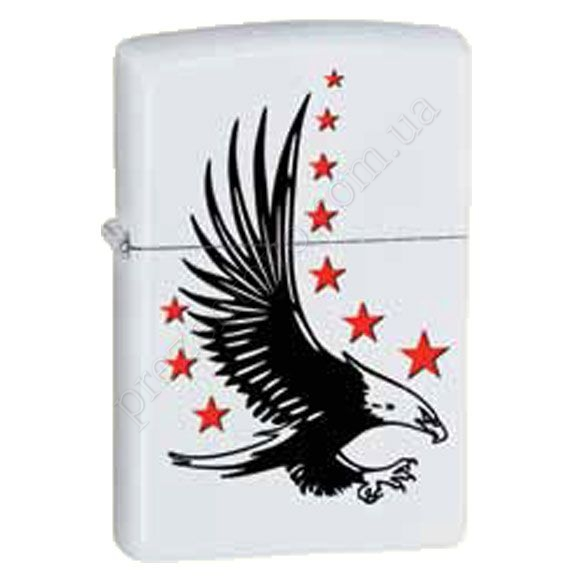 Зажигалка Zippo 28708 Eagle and Stars