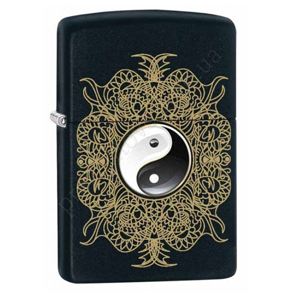 Запальничка Zippo 28829 Yin Yang