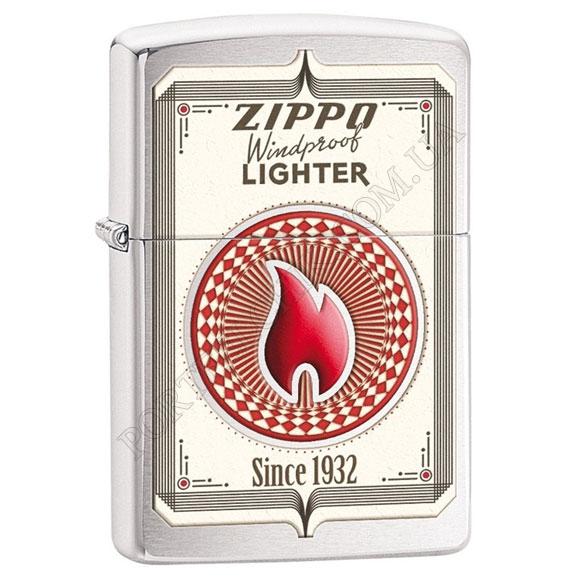 Запальничка Zippo 28831 Trading Cards