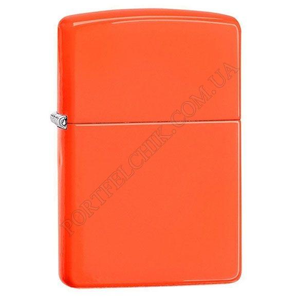 Запальничка Zippo 28888 Neon Orange