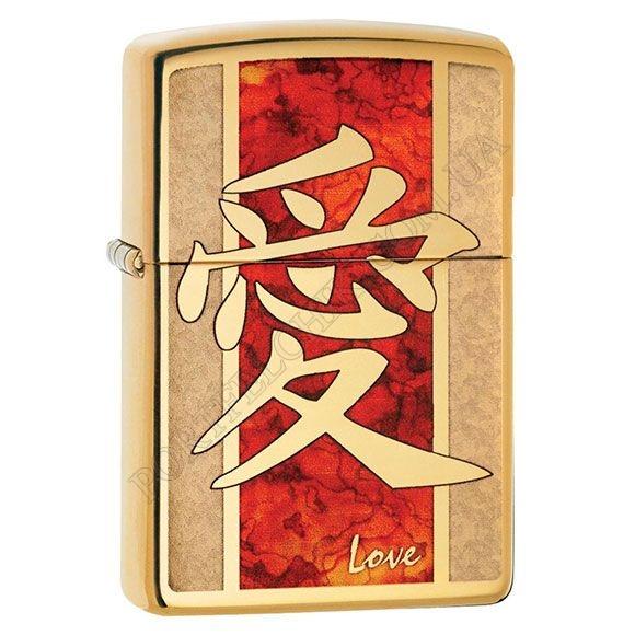 Запальничка Zippo 28953 Chinese Love