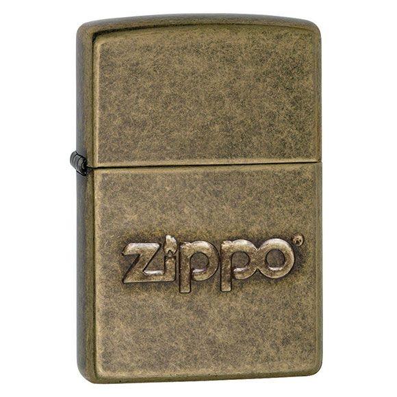 Зажигалка Zippo 28994 Logo Stamp