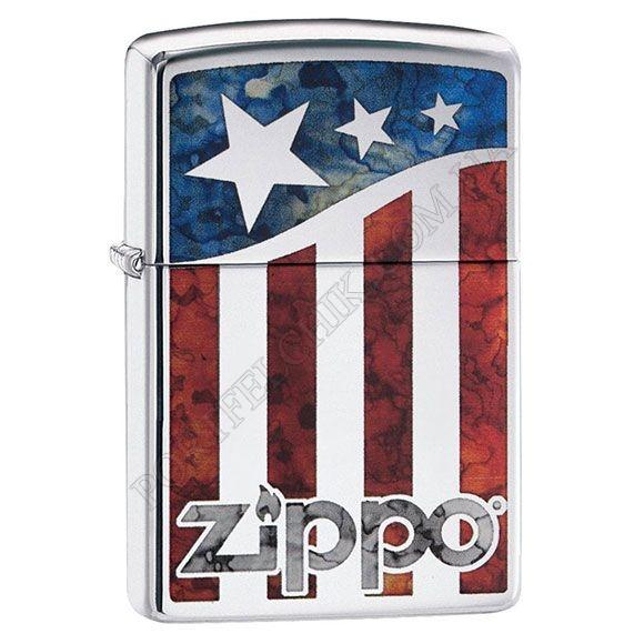 Зажигалка Zippo 29095 US Flag