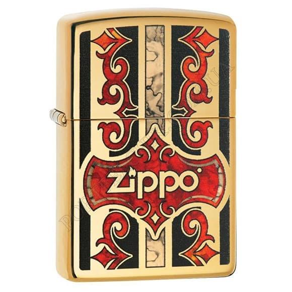 Запальничка Zippo 29510 Zippo Logo