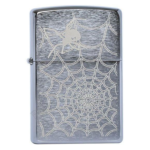Зажигалка Zippo 29534 Spider Web Black Widow