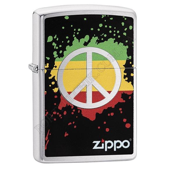 Запальничка Zippo 29606 Peace