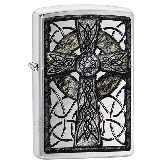 Запальничка Zippo 29622 Celtic Cross Design