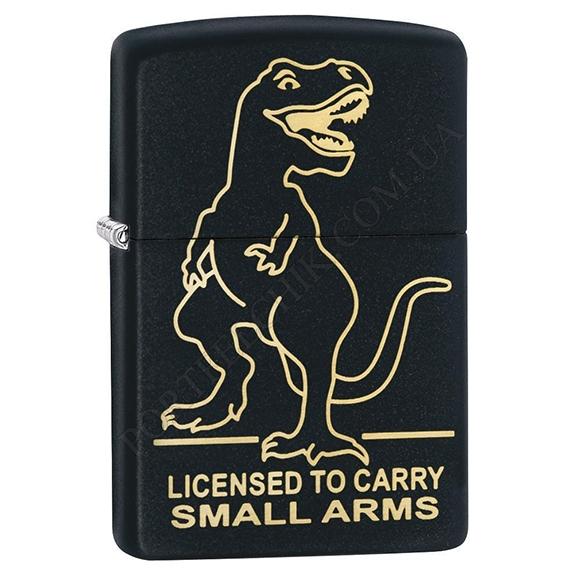 Запальничка Zippo 29629 License to Carry