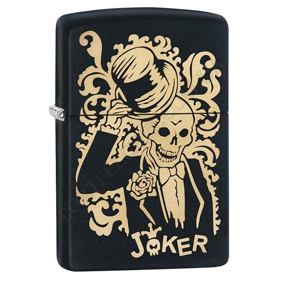 Запальничка Zippo 29632 Joker