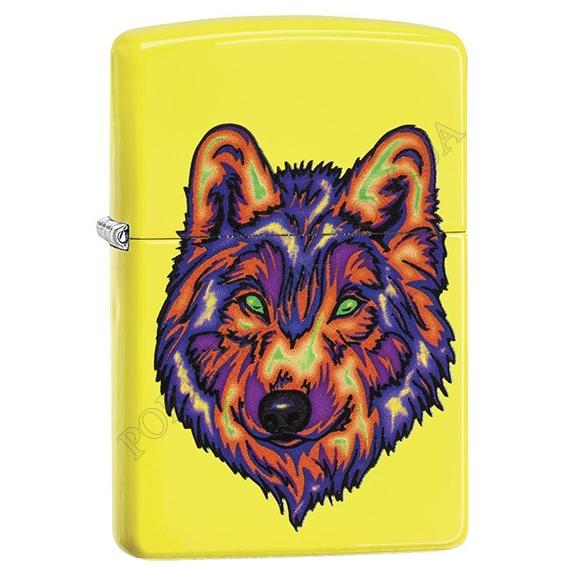 Запальничка Zippo 29639 Wolf