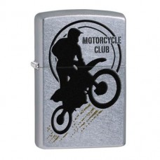 Зажигалка Zippo 29695 Motorbike Club Desing