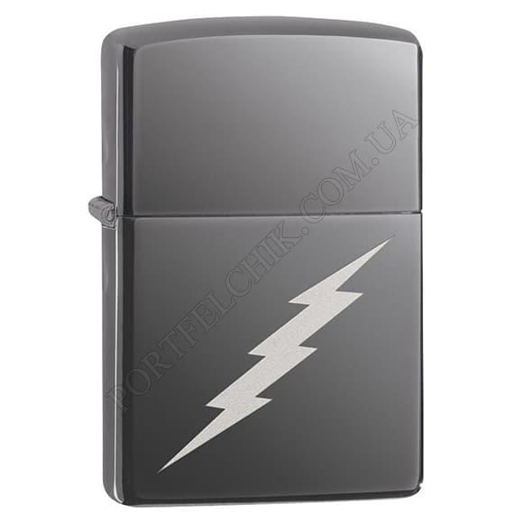 Зажигалка Zippo 29734 Lightening Bolt Design