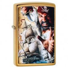 Запальничка Zippo 29781 Mazzi Pirate