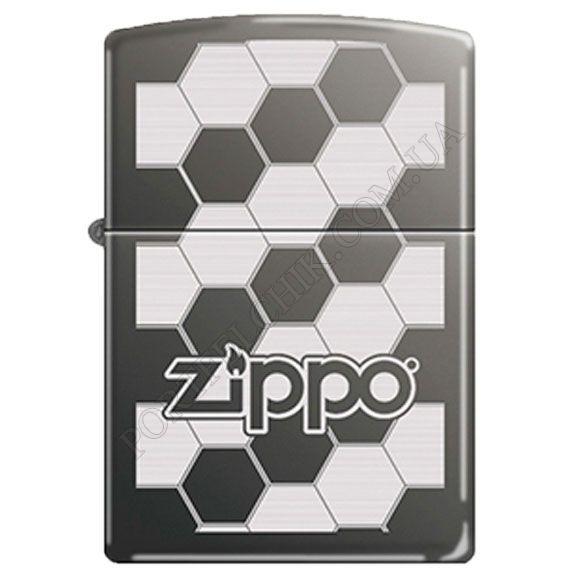 Запальничка Zippo 324680 Honeycomb