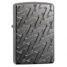 Zippo 49173 Geometric Weave Design
