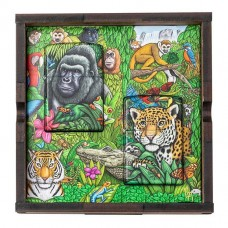 Zippo 49347 Mysteries of the Forest - 25th Anniversary Collectible