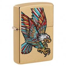 Zippo 49667 Tattoo Eagle Design