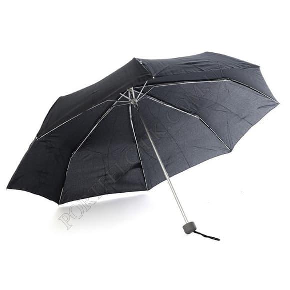 Парасолька Epic Rainblaster Super Lite Black чорний чоловічий