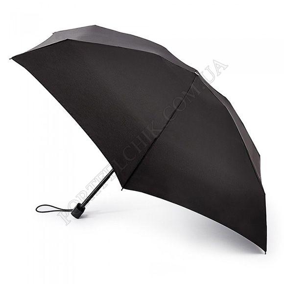 Парасолька Fulton G843 Storm Black чорний чоловічий
