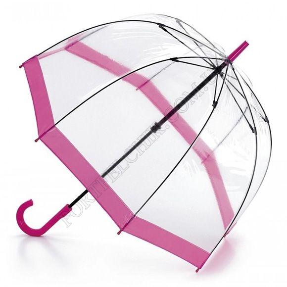 Парасолька Fulton L041 Birdcage-1 Pink рожевий жіночий