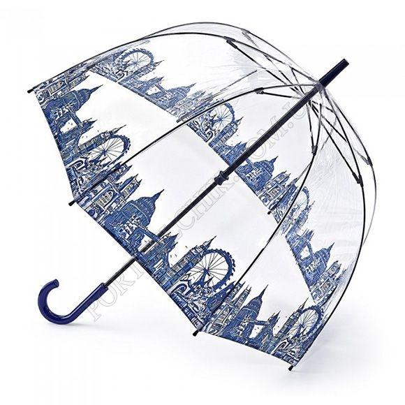 Зонт женский Fulton L042 Birdcage-2 London Icons