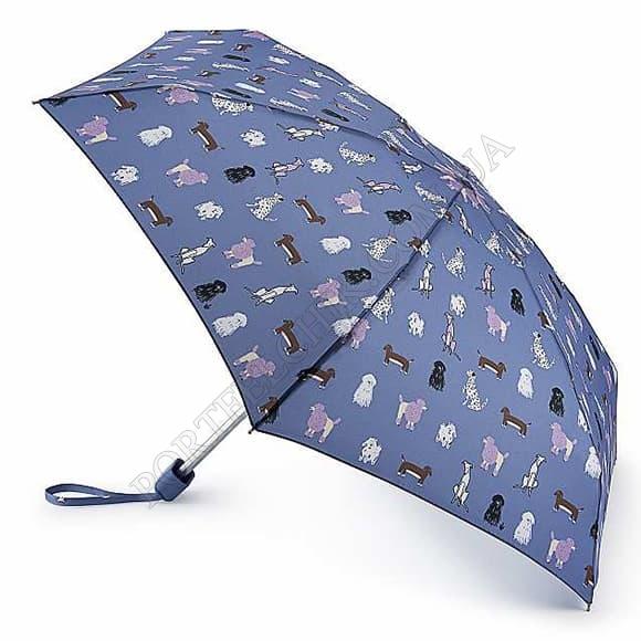 Зонт Fulton L501 Tiny-2 Woof синий