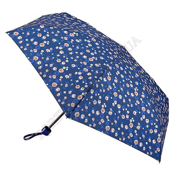 Зонт Fulton L859 Soho-2 Shadow Bloom синий женский