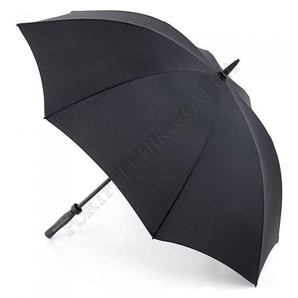 Парасолька Fulton S667 Technoflex Black чорний унісекс