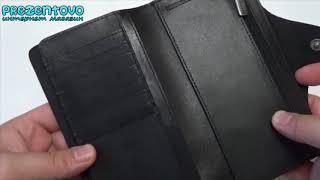 Кожаный женский кошелек Satchel Yoshi Y1311 1