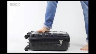 Rock Impact II - Unbreakable Hard Shell Luggage