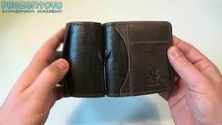 Зажим для денег BlankNote BN-PM-1-O-Karbon