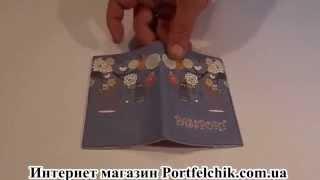Обложка на паспорт TM Passporty 17