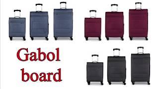 Чемодан Gabol Board