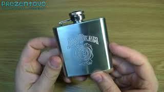 Фляга Zippo 28414 Jim Beam Flask Set