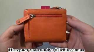 Женский кошелек Visconti M-77 Orange