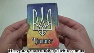 Обложка на паспорт TM Passporty 133