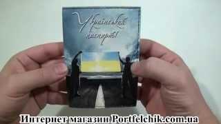 Обложка на паспорт TM Passporty 135