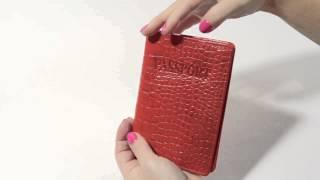 Обложка для паспорта Tacchini A 805 RE